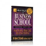robert kiyosaki, business school, business opportunity, work from home,